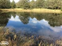 Hunting & Fishing Retreat : Hazlehurst : Copiah County : Mississippi