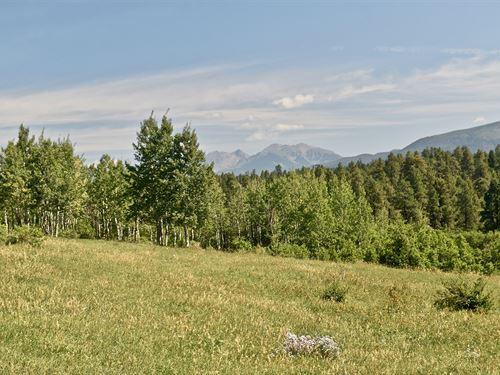 Montagna I I : Durango : La Plata County : Colorado