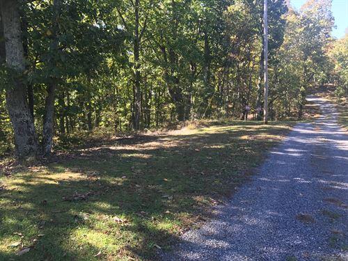6.1 +/- Wooded Acres, Gordon County : Ranger : Gordon County : Georgia