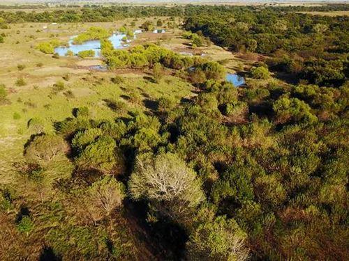 Hunters Extravaganza, 315 Acres Ca : Randlett : Cotton County : Oklahoma