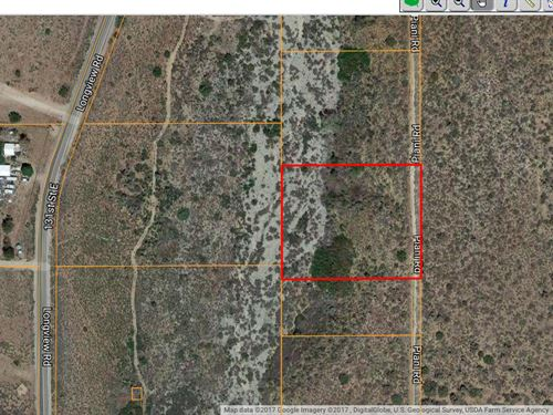 2 Acres In Pearblossom, CA : Pearblossom : Los Angeles County : California