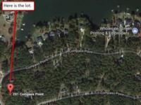 1 Ac Golf Lot Wholesale Deal : Ninety Six : Greenwood County : South Carolina