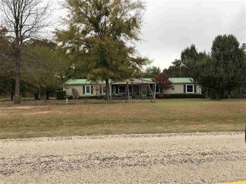 Home With Land : Paris : Lamar County : Texas