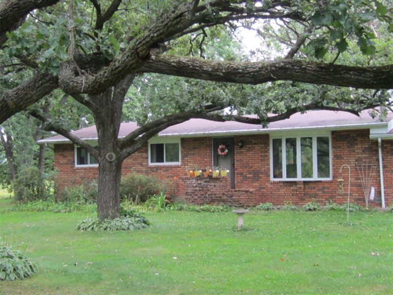 Cozy Ranch Home With A Pond Land for Sale Poynette