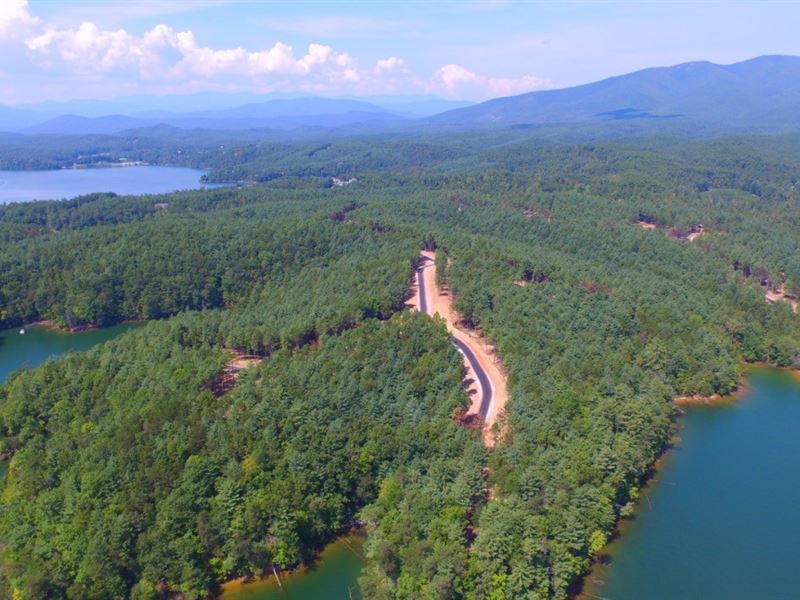 Lake James Lake Lot Land For Sale Marion Mcdowell