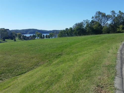 Building Lot With Lake Access : Mooresburg : Hawkins County : Tennessee