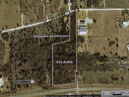 County Road 147-Lot 5 : Gainesville : Cooke County : Texas