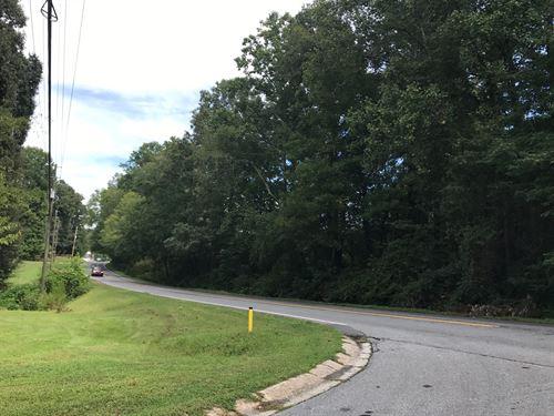 3 Acres Sealed Bids Due 11/28/17 : Powder Springs : Cobb County : Georgia