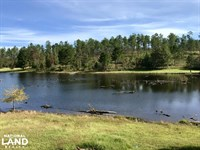 Whitehouse Creek Cabin & Lake Retre : Bay Minette : Baldwin County : Alabama