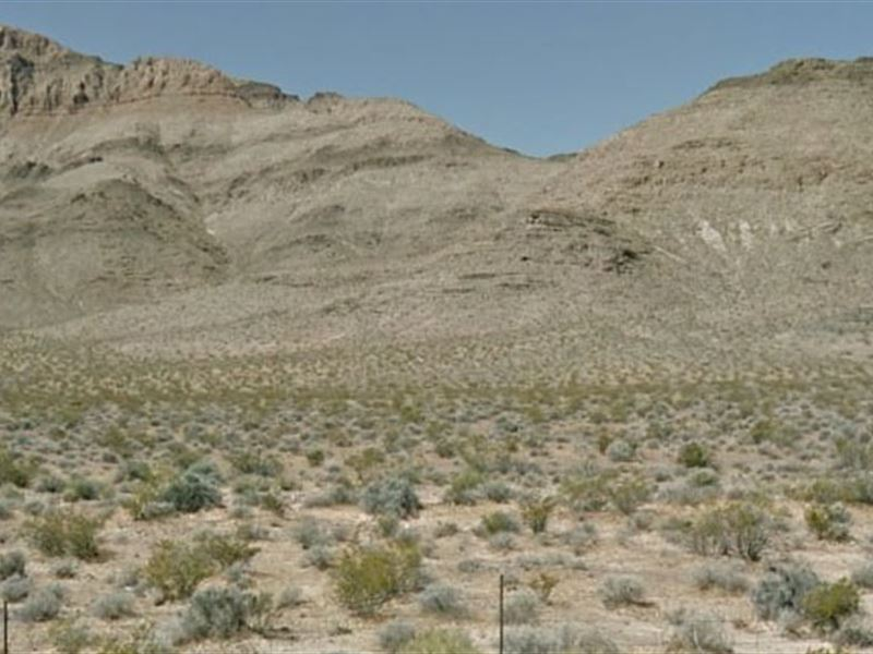 Nye County, Nv $300,000 Neg : Pahrump : Nye County : Nevada