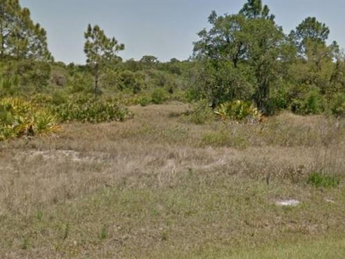 Highlands County, Fl 39,999 Neg : Avon Park : Highlands County : Florida