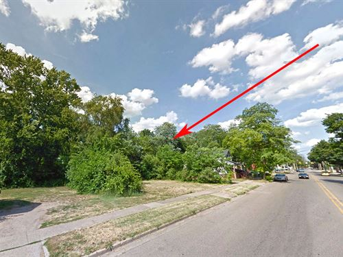 Kalamazoo Lot In Great Neighborhood : Kalamazoo : Michigan
