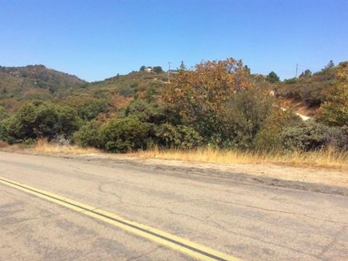 .59 Acres In Julian, CA : Julian : San Diego County : California
