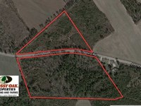 Reduced, 28.8 Acres of Residentia : Maxton : Robeson County : North Carolina