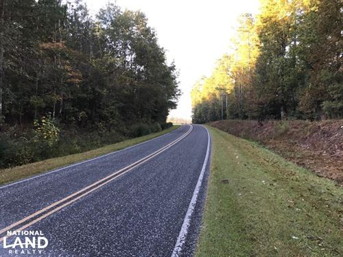 Point Caswell Rd Large Lot : Atkinson : Pender County : North Carolina