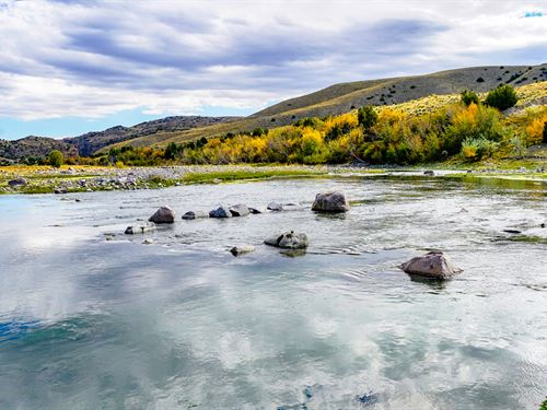 Fishing & Hunting Paradise : Alcova : Carbon County : Wyoming