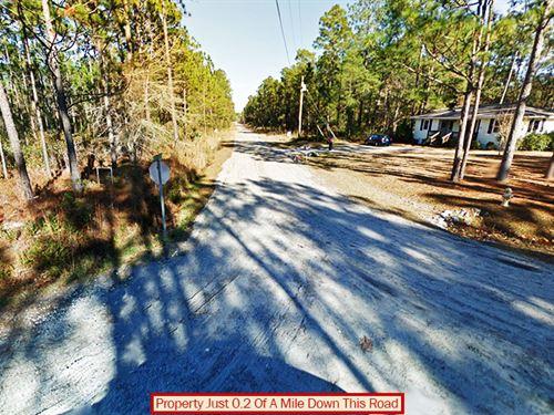 Getaway Near Boiling Springs Lakes : Boiling Spring Lakes : Brunswick County : North Carolina