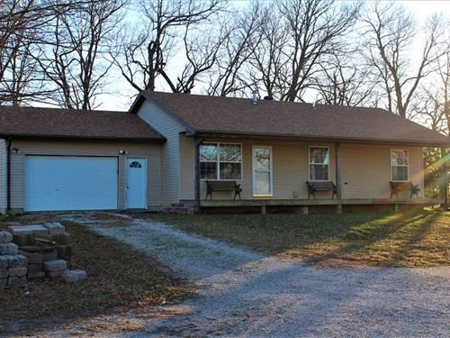 Eskridge Ranch : Eskridge : Wabaunsee County : Kansas