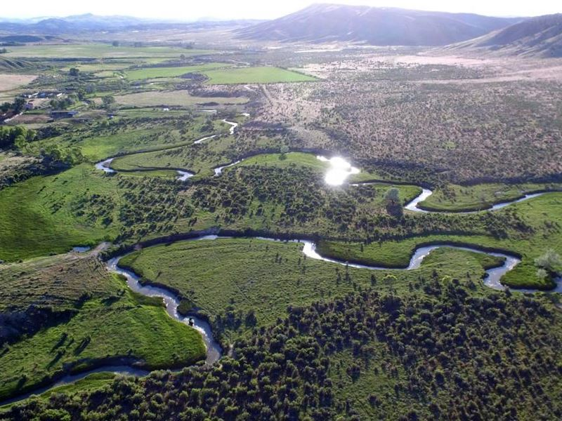 Open Lock Ranch : Worland : Hot Springs County : Wyoming