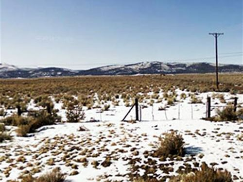 19 Acres Of Paradise In Madeline : Madeline : Lassen County : California