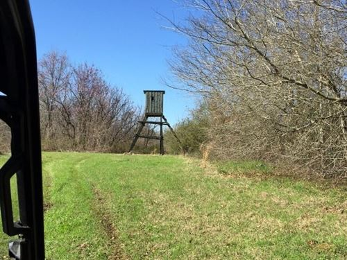 Ituma Hunting Retreat : Tchula : Holmes County : Mississippi