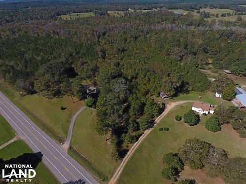 Beaver Creek Homesite : Fosters : Tuscaloosa County : Alabama