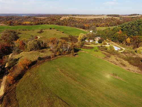 Historic Farm For Sale : Muscoda : Grant County : Wisconsin