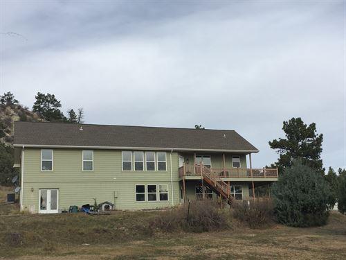 Bijou Basin Farm : Elbert : Colorado