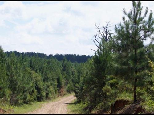 79 Acres In Attala County In Kosciu : Kosciusko : Attala County : Mississippi