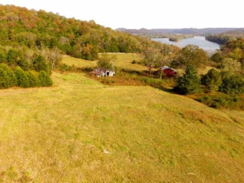 87 Ac Lakeview, Joins Corp, Pasture : Gainesboro : Jackson County : Tennessee