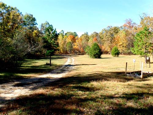 Improved 14 Acres, Camper And Shed : Thomasville : Oregon County : Missouri