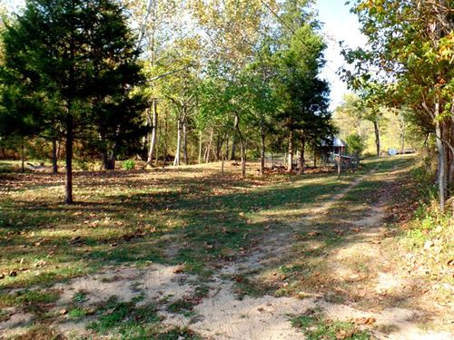 8 Acres, Electric, New Septic : Brushy Knob : Douglas County : Missouri
