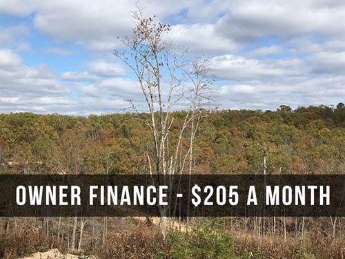 14 Acres With Views : West Plains : Douglas County : Missouri