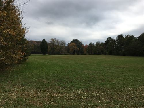 2.83 Beautiful Level Acres : Rockmart : Polk County : Georgia