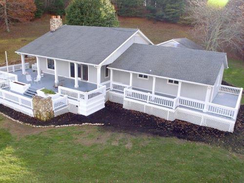 For Sale- Custom Built Ranch : Check : Floyd County : Virginia