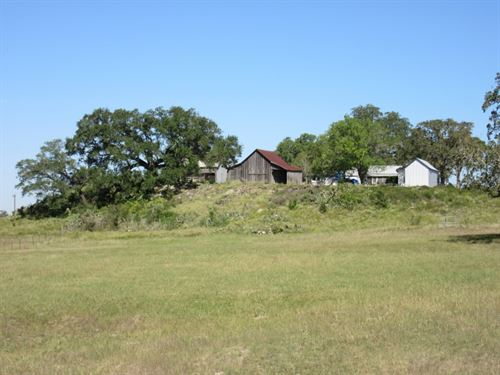 Neuse Hill Ranch : Gonzales : Texas