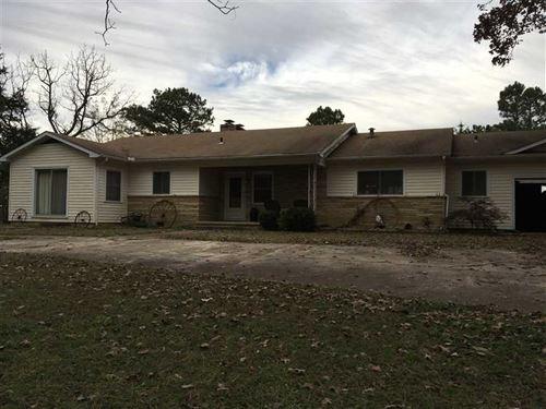 80 Acres, Large Home, Ponds, Ni : Melbourne : Izard County : Arkansas