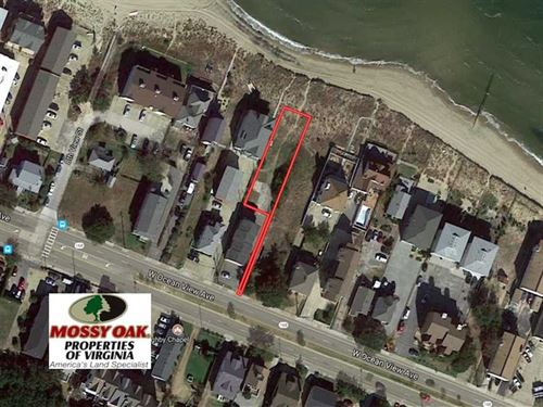 .17 Acre Waterfront Residential : Norfolk : Virginia