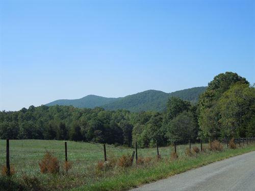 Turkeycock Mountain : Penhook : Franklin County : Virginia