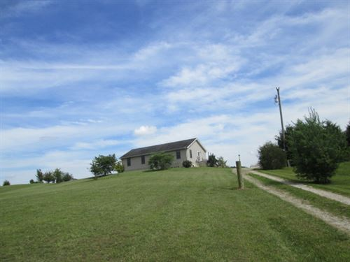 Home On 8 Acres In Hart County, Ky : Bonnieville : Hart County : Kentucky