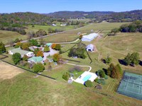 Historic Peacock Hill : College Grove : Williamson County : Tennessee