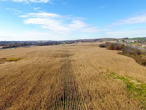 Krofft Trust Land Auction : Mount Perry : Muskingum County : Ohio