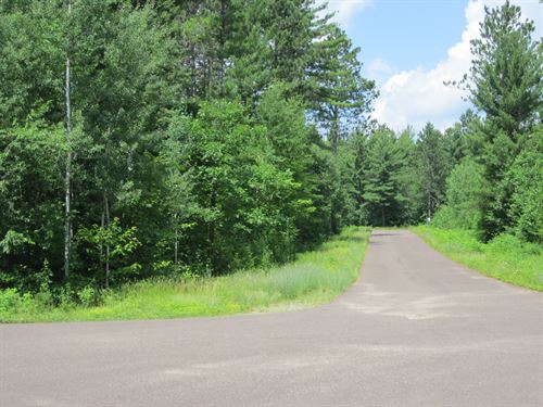 Mls 168639 - 17.94 Lac Du Flambeau : Lac Du Flambeau : Vilas County : Wisconsin