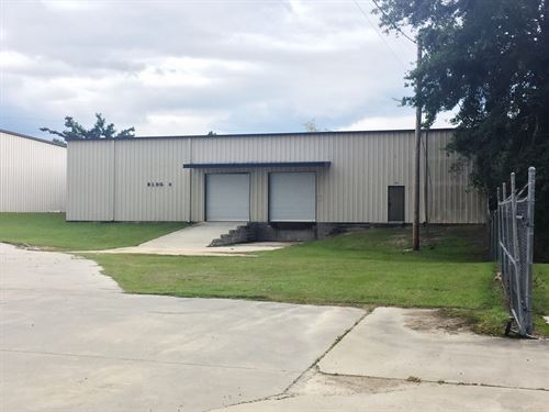 Commercial Warehouse 6 Acres : Moultrie : Colquitt County : Georgia