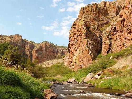 Calloway Hill Ranch : Livermore : Larimer County : Colorado