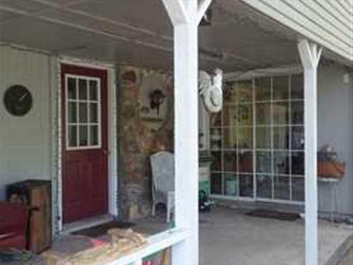 Beautiful Home And 159 Gorgeous Ac : Edwards : Benton County : Missouri