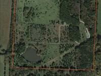 Great 37 Acres Log House And Log : Lincoln : Benton County : Missouri