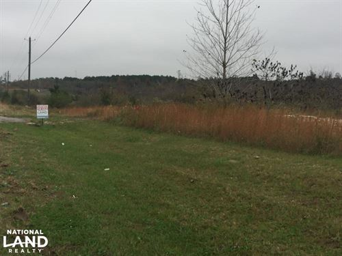 County Road 237 Homesite : Phil Campbell : Franklin County : Alabama