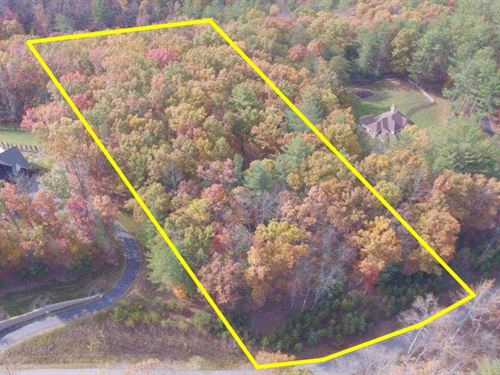 For Sale-3.5 Acre Wooded Lot : Boones Mill : Roanoke County : Virginia