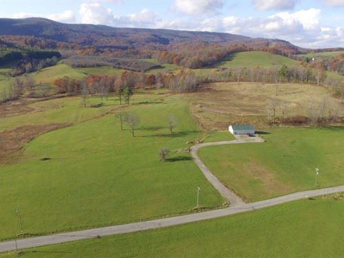 For Sale- 26.46 Acres : Bent Mountain : Roanoke County : Virginia